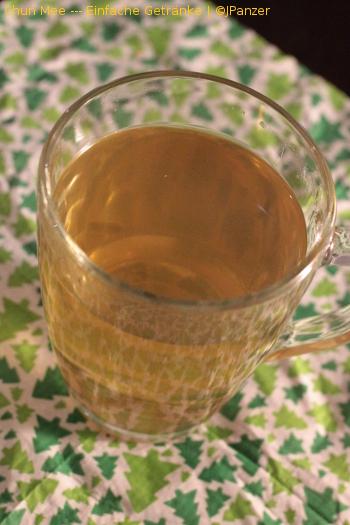 Chun Mee — Einfache Getränke