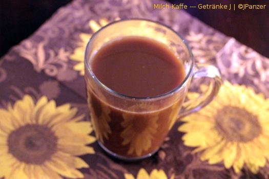 Milch-Kaffee (BIO) — Getränke