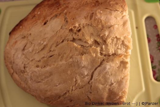 Dinkel – Weizen – Brot — Backwahnen